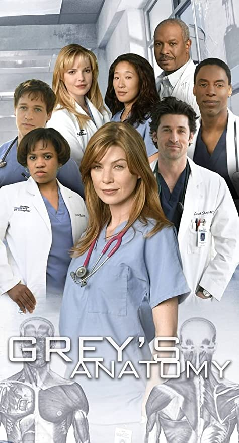 Greys Anatomy Season 10 14x26 Inch Plastic Poster Waterproof