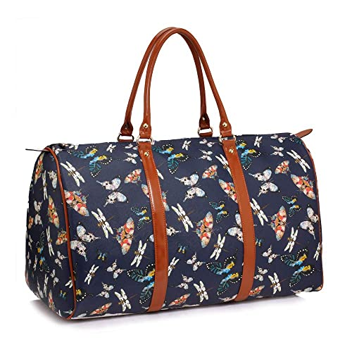Ladies Large Overnight Travel Weekend Hand Luggage Maternity Hospital Beach Bag