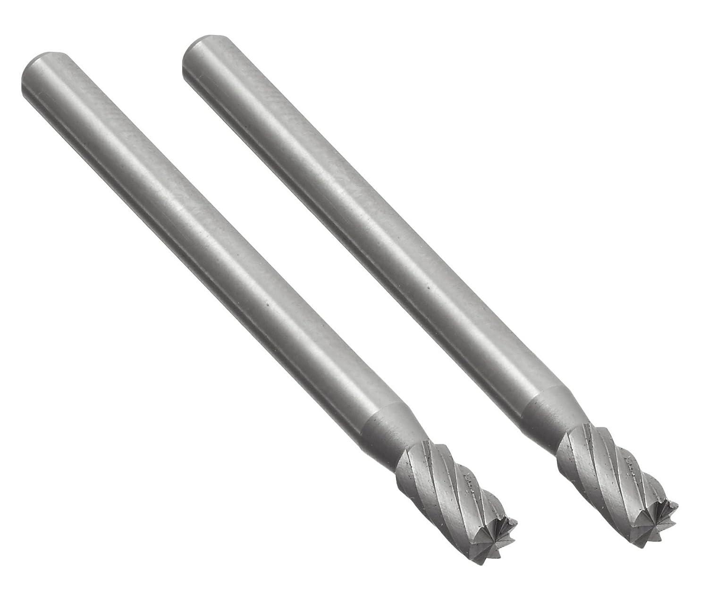 3-Piece 5//64-Inch 7//64-Inch Milling Cutter Proxxon 27116 1//32-Inch