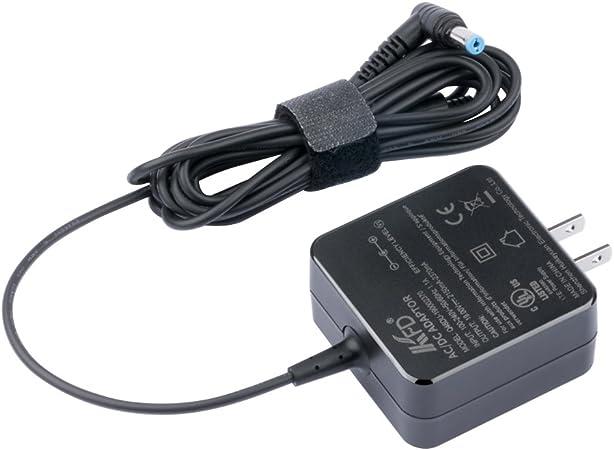 [UL LISTED]KFD AC Adapter 45W for Acer G206HQL G276HL R221Q KG270 G246HL R240HY Predator XB271HU Monitor Acer Aspire 3 A314-31 A315-21 A315-31 A315-51 ...