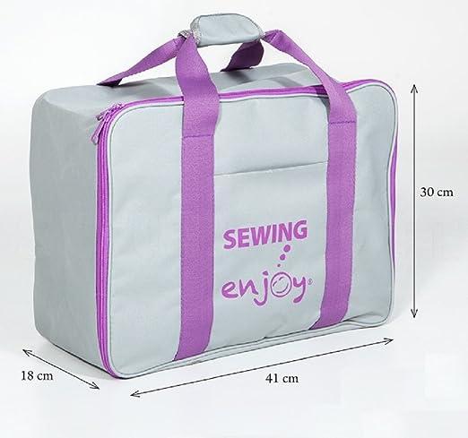 Bolso para maquina de coser. Medidas aproximadas 30 x 41 x 18 ...