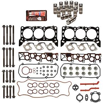 Fits 01-04 Ford E150 E250 F150 4.2L OHV Full Gasket Set Bolts VIN 2