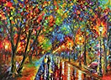 When Dreams Come True is one of Leonid's most popular images and is a must have for all serious Afremov collectors. It's another amazing example of Leonid's ability to capture the emotion of the moment. Each of these Gallery Proofs (GP) are hand-embe...
