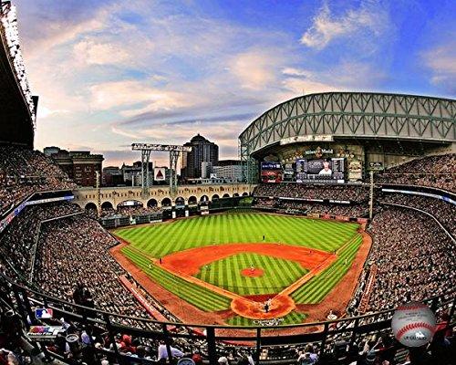 Houston Astros Minute Maid Park MLB Stadium Photo (Size: 11