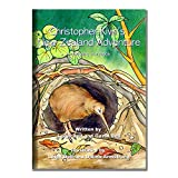 Christopher Kiwi's New Zealand Adventure ~ A Colouring Storybook