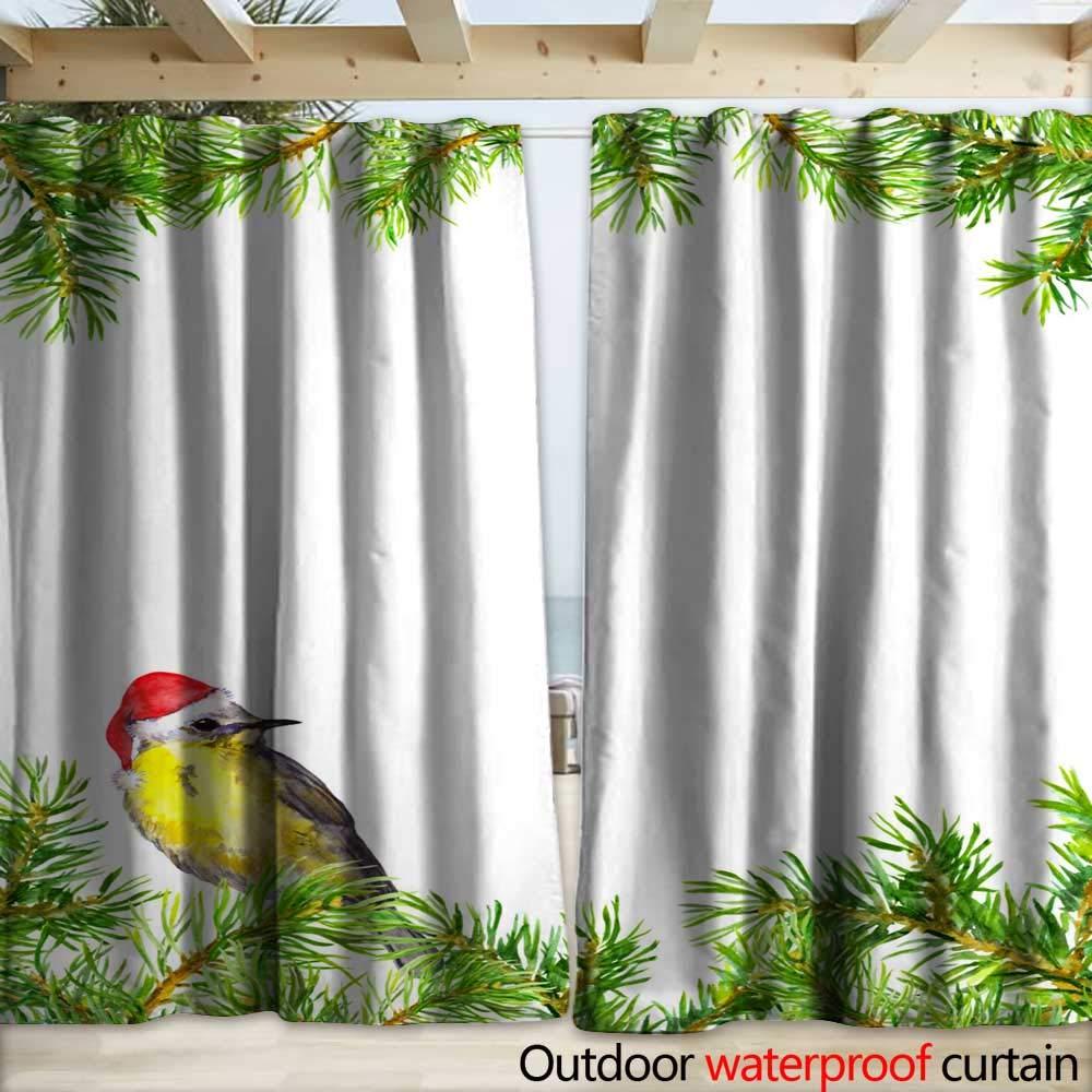 warmfamily - Cortina con Ojales y Plumas de pájaro, diseño de ...