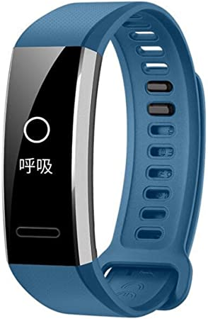 Amazon.com: Reloj inteligente con frecuencia cardíaca, banda ...