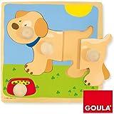 Goula 53068 - Puzzle - Chien