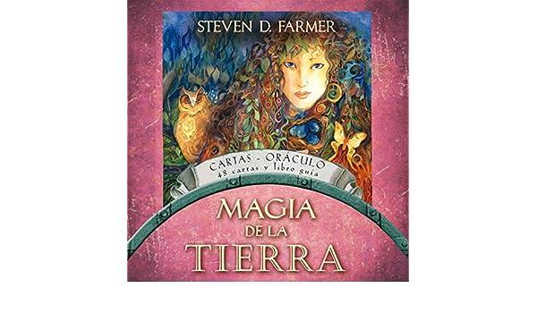 Magia de la tierra : 48 cartas oráculo y libro guía: Steven ...