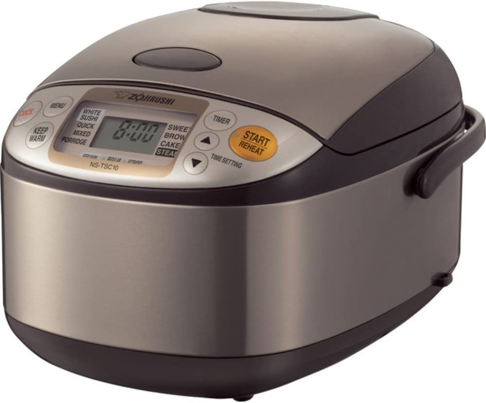Zojirushi Micom Rice Cooker & Warmer, 10 Cup