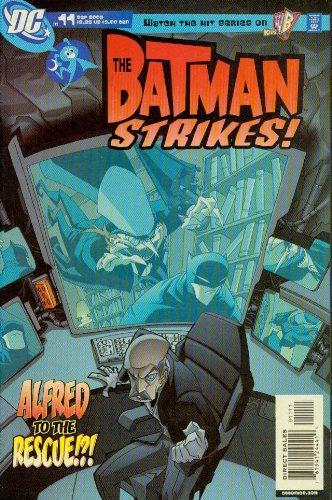 The Batman Strikes #11 Man of Service pdf