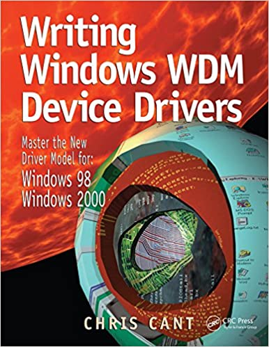 Writing windows wdm device drivers, chris cant, ebook amazon. Com.