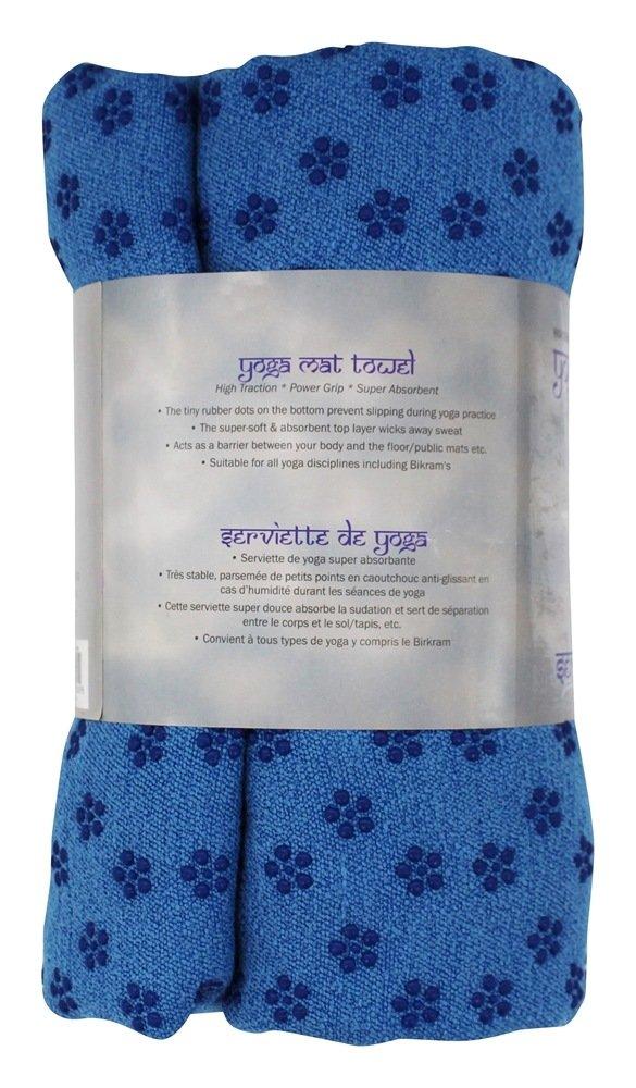 Amazon.com : Relaxus Microfiber Yoga Mat Anti Slip Towel. 24 ...