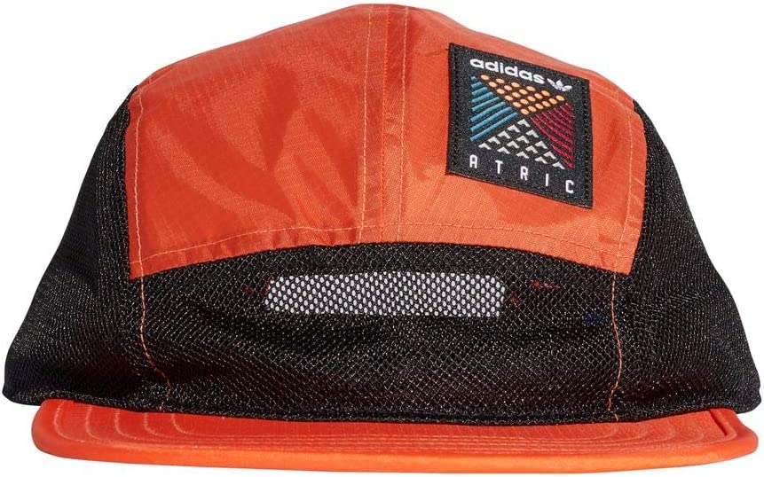 adidas 5 Panel Cap - Gorra, Hombre, Naranja(NARTRA/Negro): Amazon ...