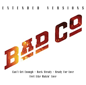 amazon extended versions bad company 輸入盤 音楽