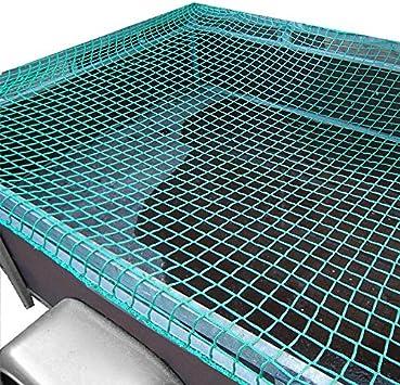 Ladungssicherungsnetz Anhängernetz 4 x 2,5 m Pkw-Anhänger Netz Abdecknetz 1,8 mm