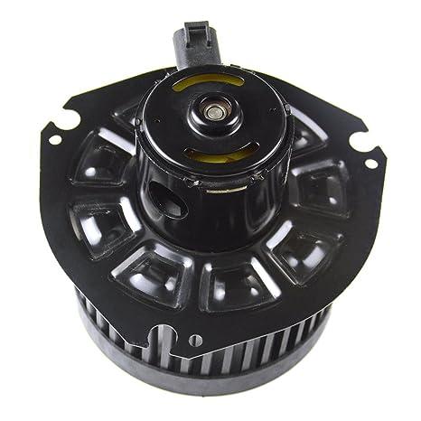 1pc Rear HVAC AC Heater Blower Motor W// Fan Cage For 00-06 Suburban//Yukon