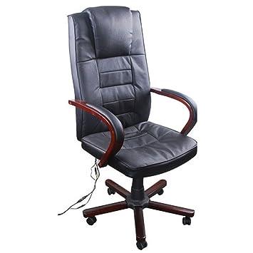 Vidaxl Massagesessel Chefsessel Drehstuhl Bürostuhl Massage Stuhl