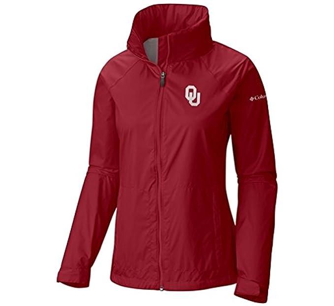 Columbia Collegiate Switchback II chaqueta impermeable de la mujer: Amazon.es: Ropa y accesorios
