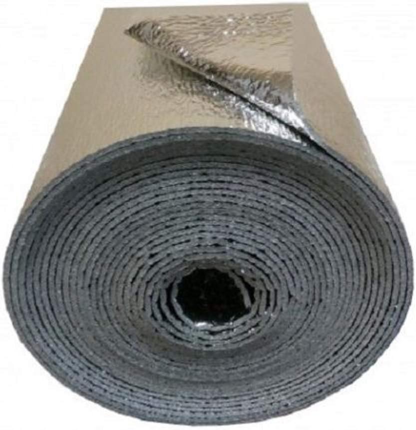 "Reflective Foam Insulation Heat Shield Thermal Insulation Shield 16""x50ft"