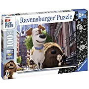Amazon Lightning Deal 86% claimed: Ravensburger The Secret Life of Pets Puzzle (100 Piece)