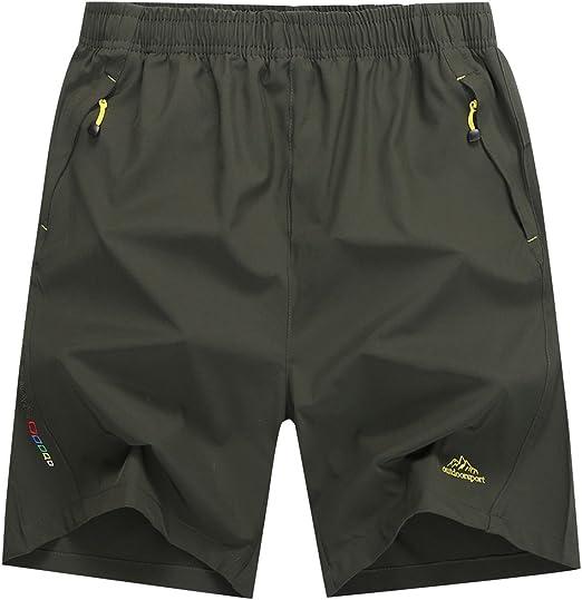 shorts zip pockets