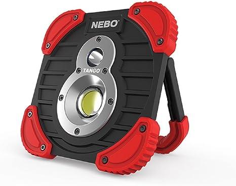 NEBO TANGO Features 2 High Power Light 250 Lumen Spot Light 750 lumen C/•O/•B Work Light