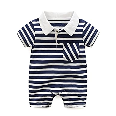c393e6b784dd Amazon.com  Babywow Classic Newborn Infant Baby Boys Girls Formal ...