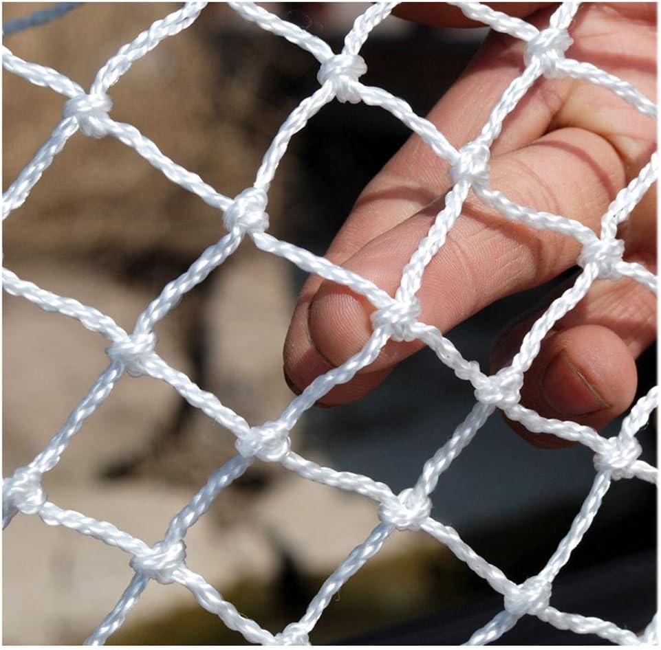 HWJ Sicherheitsnetz f/üR Kinder,Balkon-Netz Kinder Sicherungsnetz Schutznetz Dekor Netz Decorative Seilnetz Zaunnetz Nylon Gitter Gep/äCknetz Ladung-Netz Schutz-Netz f/üR Den Au/ßEn-Bereich