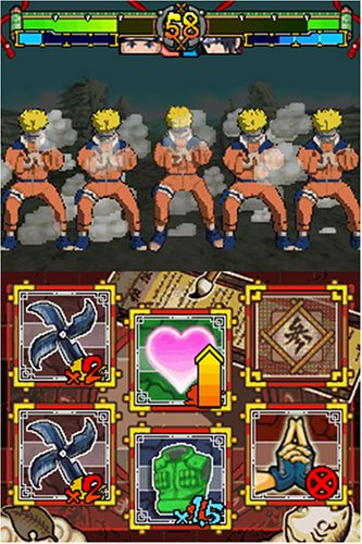 Naruto: Ninja Destiny (Nintendo DS) [importación inglesa ...