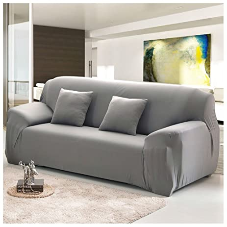 Amazon 3 Seater Sofa Slipcover Stretch Protector Soft Couch