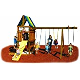 Alpine Custom Swing Set Hardware Kit (wood not included)