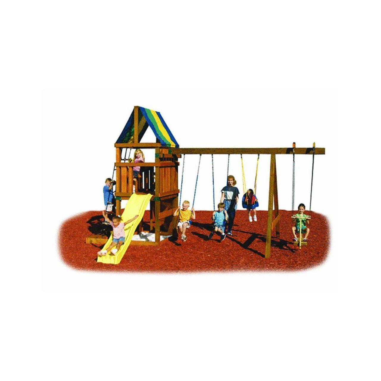 Swing Sets For Backyard Hardware Kit Children Kids Outdoor ...