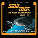 Star Trek: The Next Generation-Vol #2 (3-CD SET) Original Soundtrack Recordings