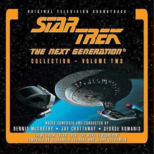 Star Trek: The Next Generation-Vol #2 (3-CD SET) Original Soundtrack Recordings
