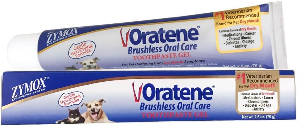 oratene oral gel for pets