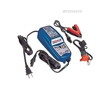 Cargador de batería Optimate 5 voltmatic tecmate-3807 - 0283 ...