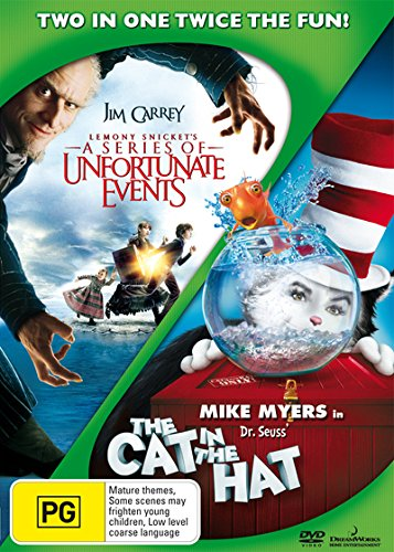 Cat in the Hat / Lemony Snicket's A Series of Unfortunate Events