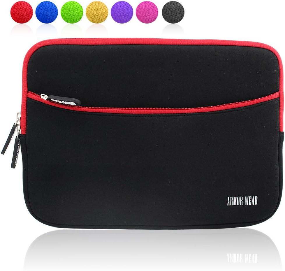 "10 10.1 inch Tablet Sleeve Case, Armor Wear 10.1"" Shockproof Sleeve Case with Accessory Pocket for Samsung Galaxy 10-10.5"", IPad 2/3/4,Air,IPad Pro 10.5 Inch,Kindle 10"", Surface 2/3,Lenovo Yoga Tab"