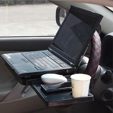 D DOLITY Notebook Laptop Mount Desk Auto Car Truck Stand Holder