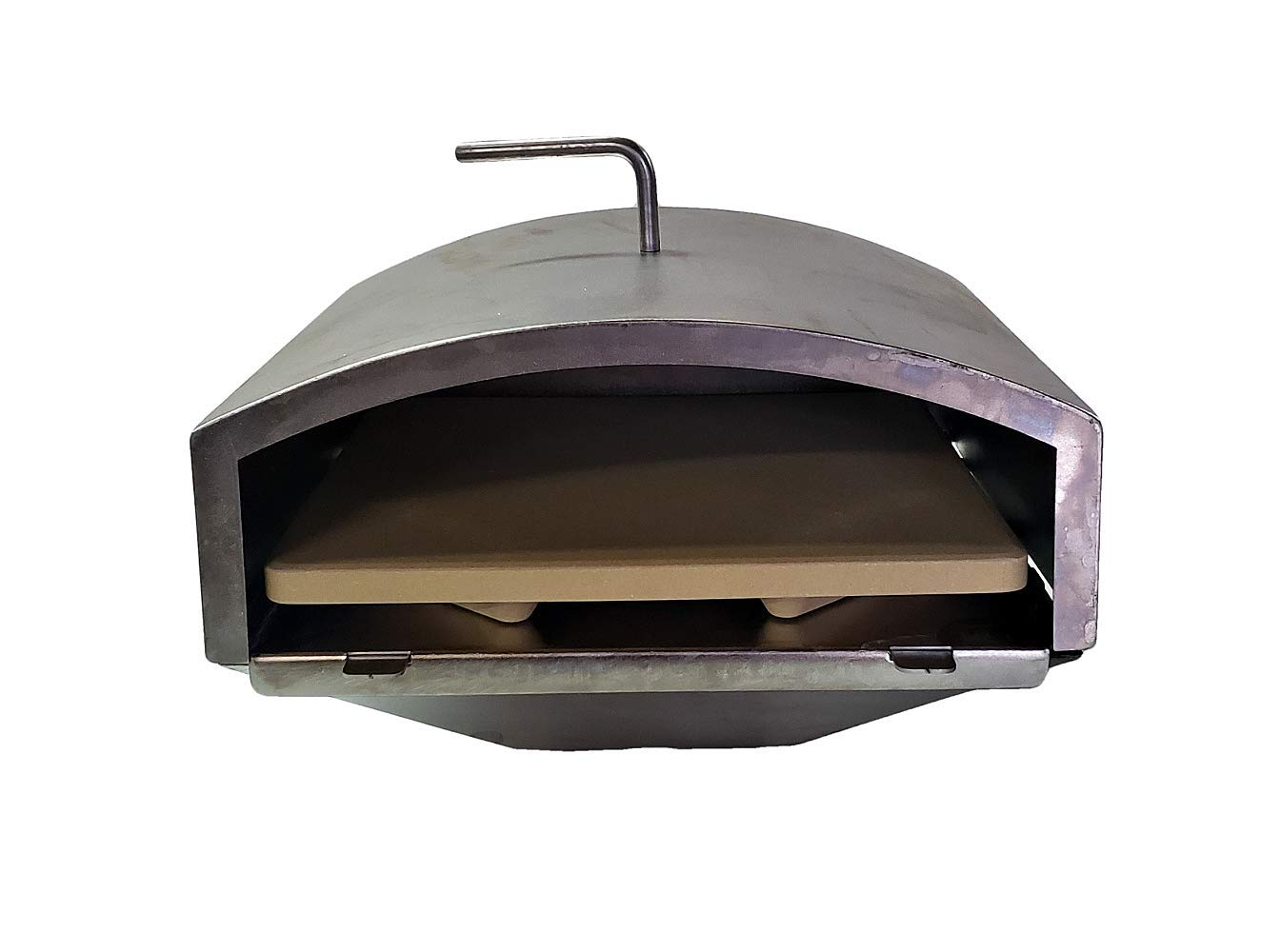 Green Mountain Grills Wood Fired Pizza Oven for Davy Crockett Grill GMG-4108 by Green Mountain Grills