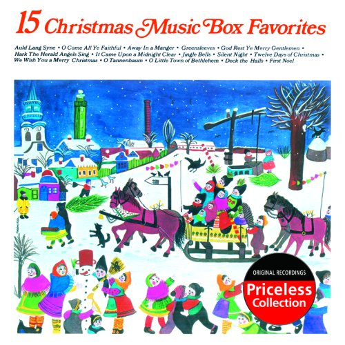 15 Christmas Music Box Favorites - 15 Christmas Music Box