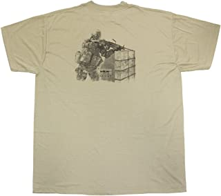 product image for S.O. Tech SYTS-LMG-CB-XL Symbology T-Shirt Light Machine Gunner, X-Large