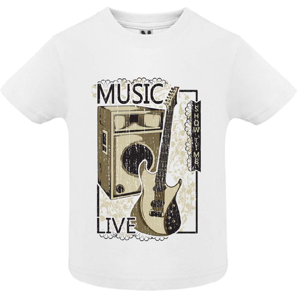 B/éb/é Gar/çon LookMyKase T-Shirt Live Music