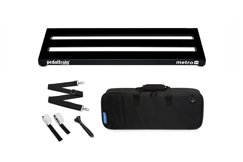 PT-M24-SC Pedaltrain Metro 24 w/soft case Pro Stage Gear