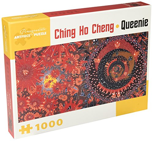 Ching Ho Cheng Queenie 1000 Piece Jigsaw Puzzle