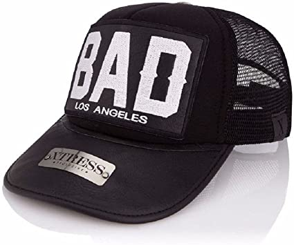 Xtress Exclusive Gorra negra con logo ICON. Unisex: Amazon.es ...