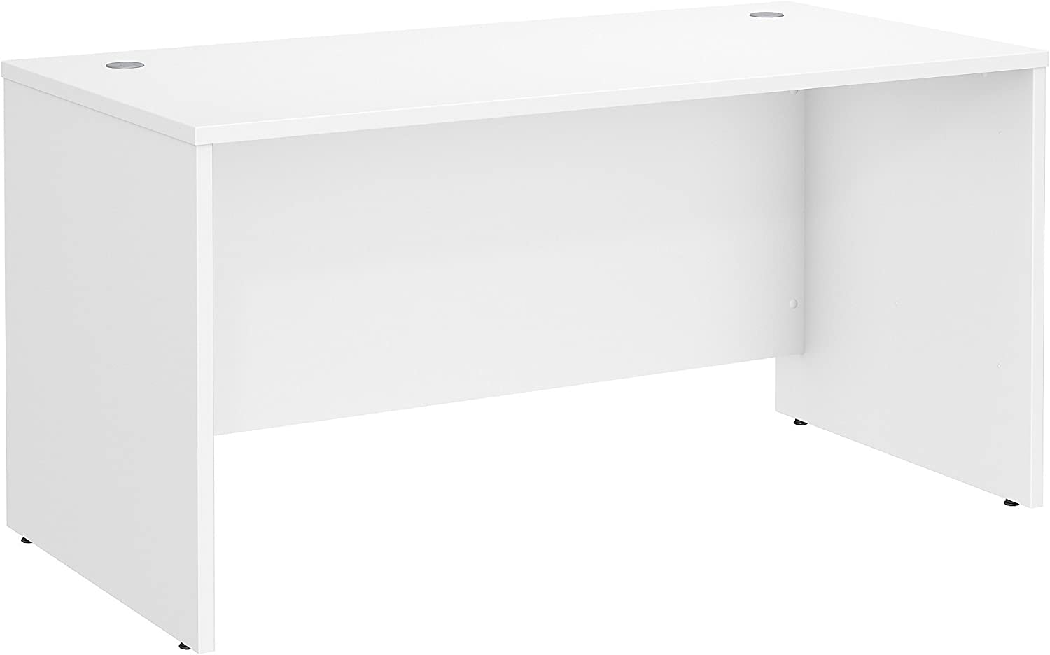 Bush Business Furniture Studio C 60W x 30D Office Desk in White