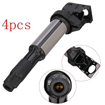 Set of 4 FOR BMW Ignition Coils for BMW  X5 Z4 M3  Ignition Coils 12131712219