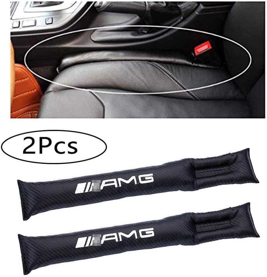 AUTOS Auto-Sitz Leakproof Gap Filler Handbremse Gap Filler Pad PU-Leder,Amg